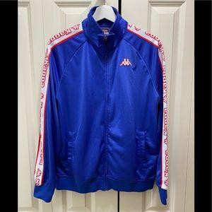 Kappa Full Zip Track Jacket Men's Medium